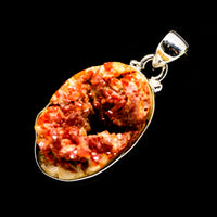 Vanadinite Pendants handcrafted by Ana Silver Co - PD713609