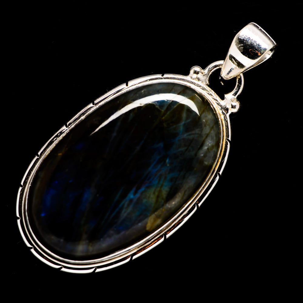 Labradorite Pendants handcrafted by Ana Silver Co - PD717865