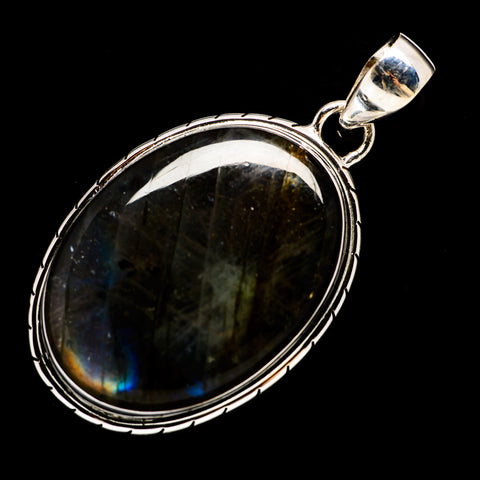 Labradorite Pendants handcrafted by Ana Silver Co - PD719542