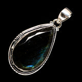 Labradorite Pendants handcrafted by Ana Silver Co - PD722770