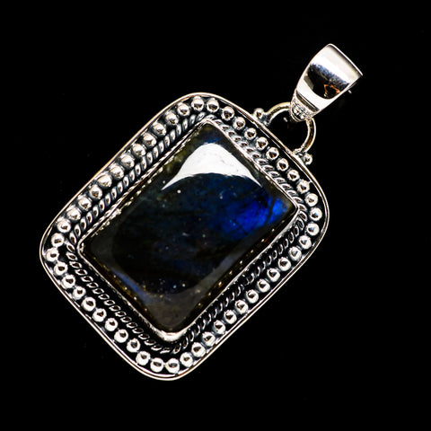 Labradorite Pendants handcrafted by Ana Silver Co - PD722822