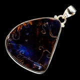 Boulder Opal Pendants handcrafted by Ana Silver Co - PD723322