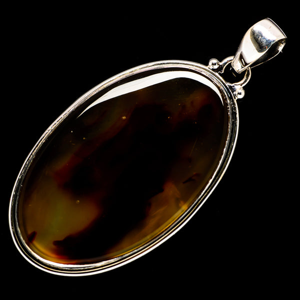 Montana Agate Pendants handcrafted by Ana Silver Co - PD723407