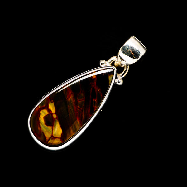 Pietersite Pendants handcrafted by Ana Silver Co - PD723438