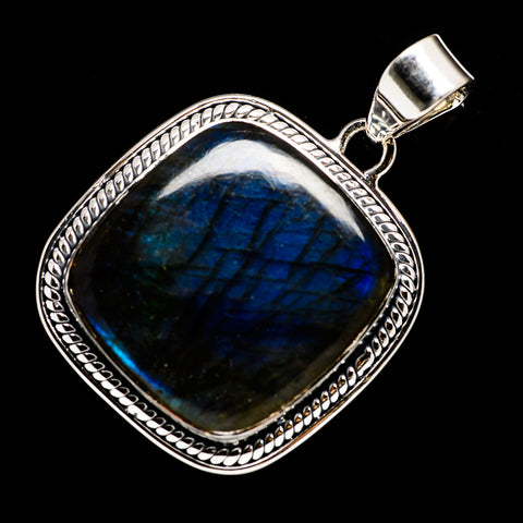 Labradorite Pendants handcrafted by Ana Silver Co - PD724382