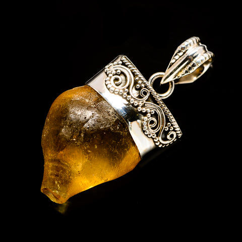 Copal Pendants handcrafted by Ana Silver Co - PD725167