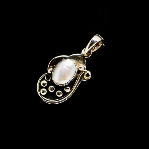 Cultured Pearl Pendants handcrafted by Ana Silver Co - PD726657