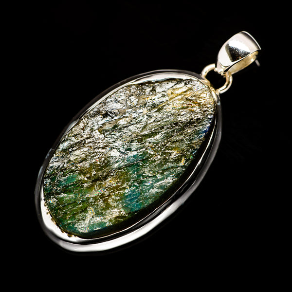Labradorite Pendants handcrafted by Ana Silver Co - PD727430