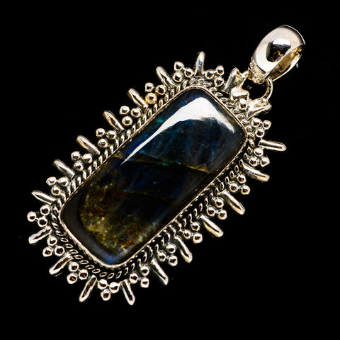 Labradorite Pendants handcrafted by Ana Silver Co - PD728390