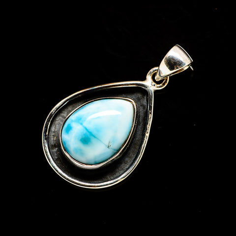 Larimar Pendants handcrafted by Ana Silver Co - PD731807