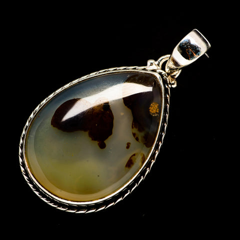 Montana Agate Pendants handcrafted by Ana Silver Co - PD732268