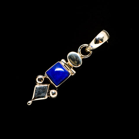 Lapis Lazuli Pendants handcrafted by Ana Silver Co - PD733313