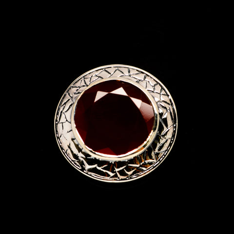 Red Onyx Pendants handcrafted by Ana Silver Co - PD733500