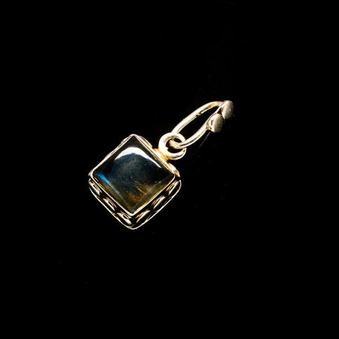 Labradorite Pendants handcrafted by Ana Silver Co - PD733970