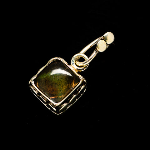 Labradorite Pendants handcrafted by Ana Silver Co - PD734104