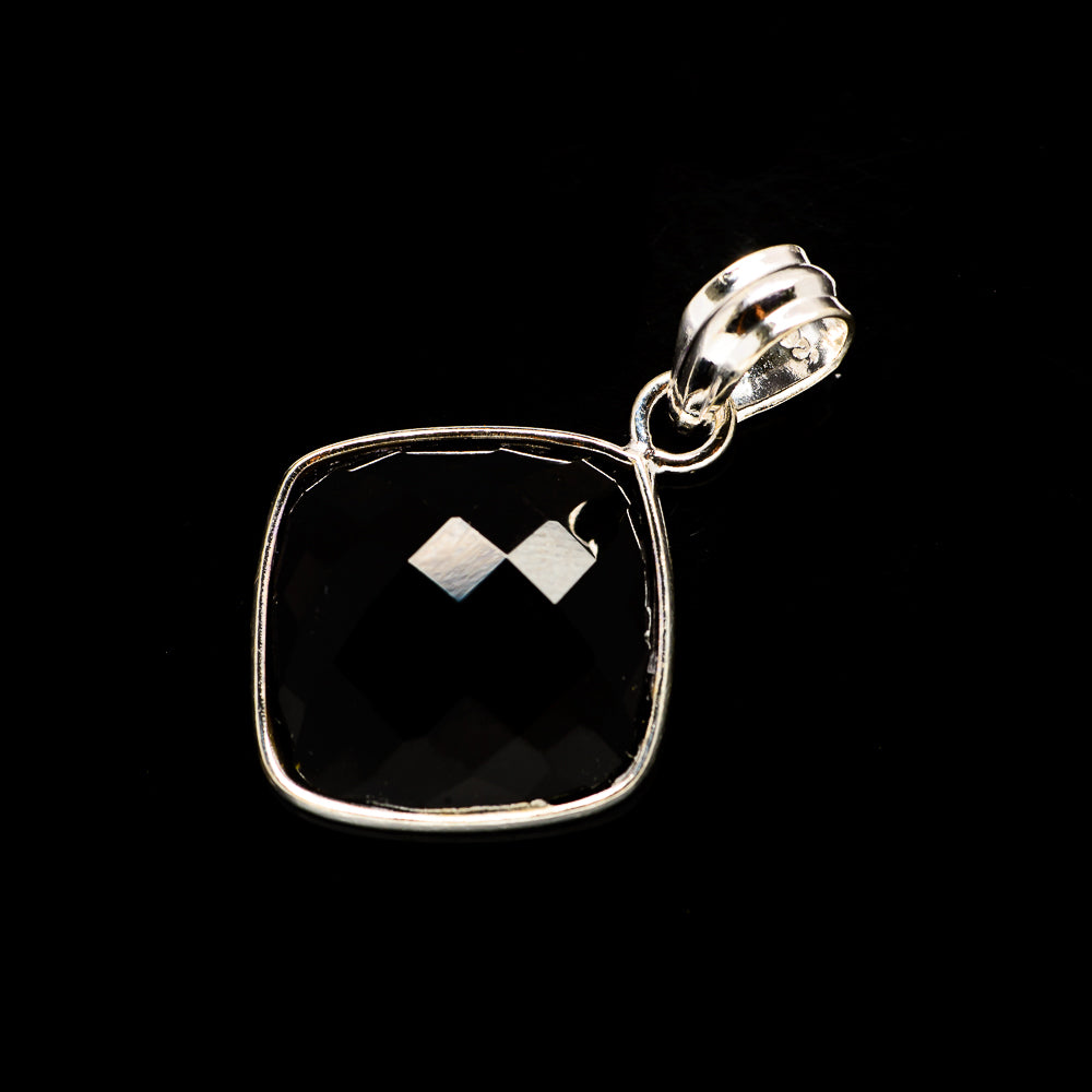 Black Onyx Pendants handcrafted by Ana Silver Co - PD734380