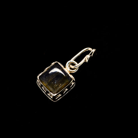 Black Onyx Pendants handcrafted by Ana Silver Co - PD734457