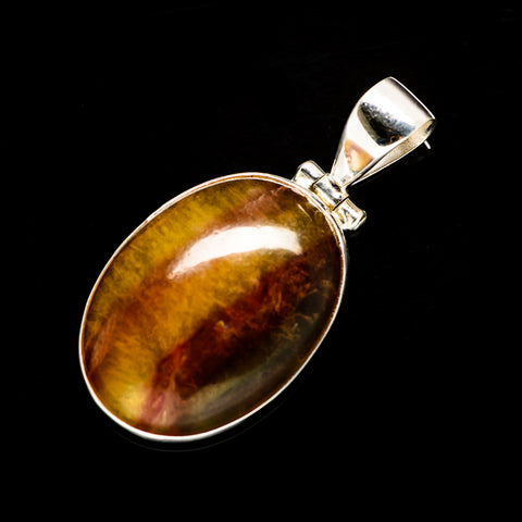 Fluorite Pendants handcrafted by Ana Silver Co - PD734614