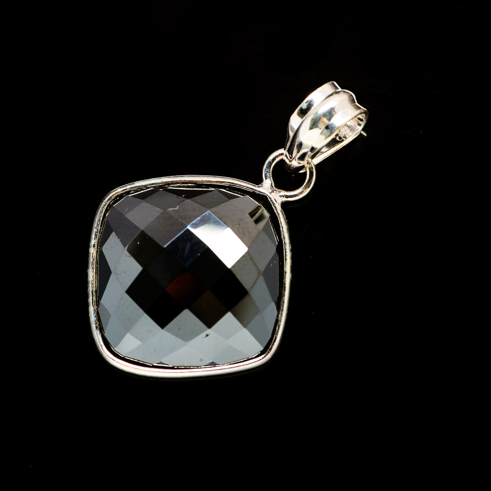 Black Onyx Pendants handcrafted by Ana Silver Co - PD735214