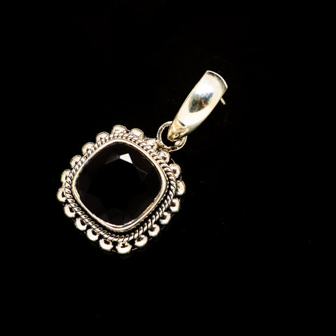 Black Onyx Pendants handcrafted by Ana Silver Co - PD735415