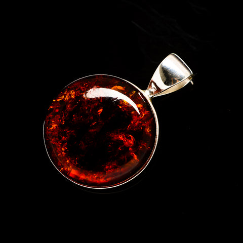Baltic Amber Pendants handcrafted by Ana Silver Co - PD735501