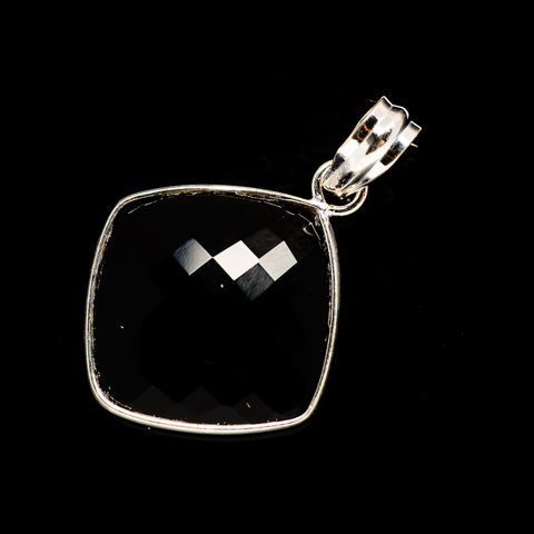 Black Onyx Pendants handcrafted by Ana Silver Co - PD735522