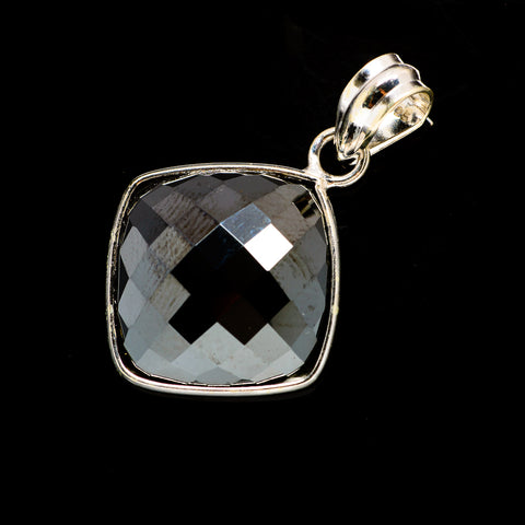 Black Onyx Pendants handcrafted by Ana Silver Co - PD735547