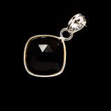 Black Onyx Pendants handcrafted by Ana Silver Co - PD735565