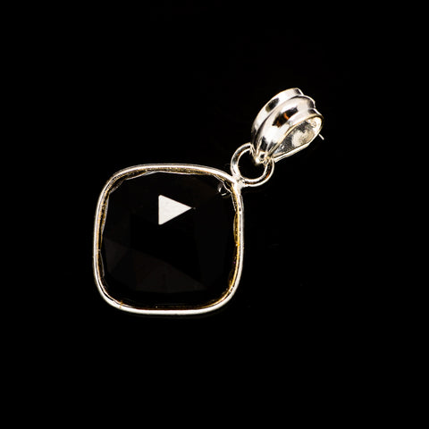 Black Onyx Pendants handcrafted by Ana Silver Co - PD735685