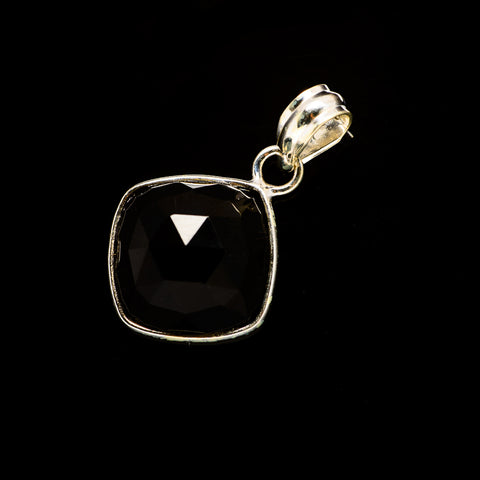 Black Onyx Pendants handcrafted by Ana Silver Co - PD735706