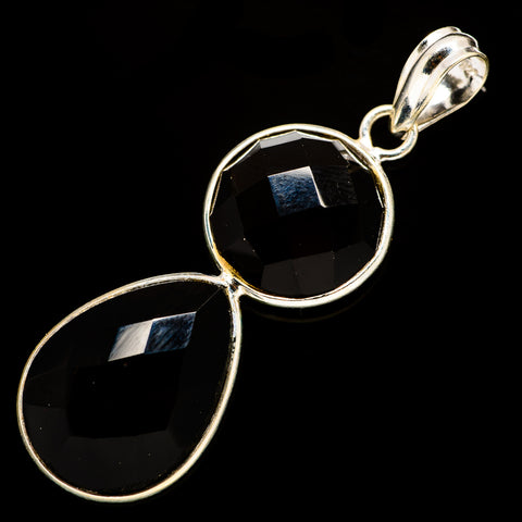 Black Onyx Pendants handcrafted by Ana Silver Co - PD735718