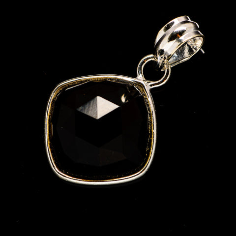Black Onyx Pendants handcrafted by Ana Silver Co - PD735804