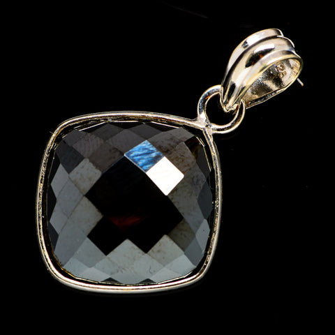 Black Onyx Pendants handcrafted by Ana Silver Co - PD735806