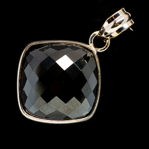 Black Onyx Pendants handcrafted by Ana Silver Co - PD735822