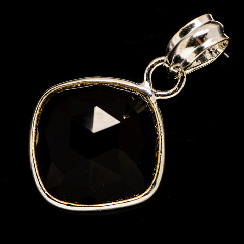 Black Onyx Pendants handcrafted by Ana Silver Co - PD735825