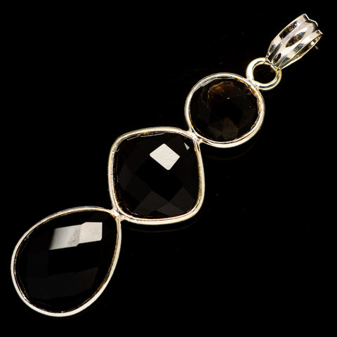Black Onyx Pendants handcrafted by Ana Silver Co - PD735903