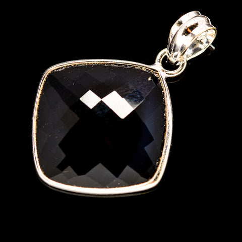 Black Onyx Pendants handcrafted by Ana Silver Co - PD735942