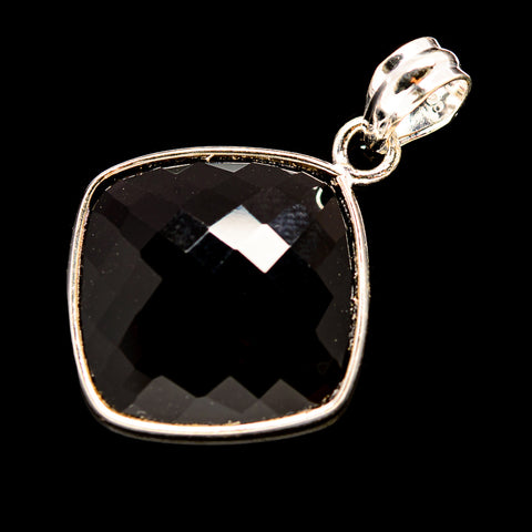 Black Onyx Pendants handcrafted by Ana Silver Co - PD735943