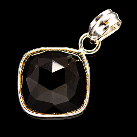 Black Onyx Pendants handcrafted by Ana Silver Co - PD735950
