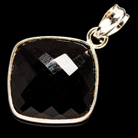 Black Onyx Pendants handcrafted by Ana Silver Co - PD736008
