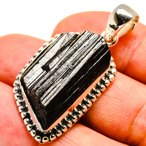 Tektite Pendants handcrafted by Ana Silver Co - PD737502