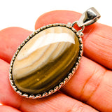 Willow Creek Jasper Pendants handcrafted by Ana Silver Co - PD740497