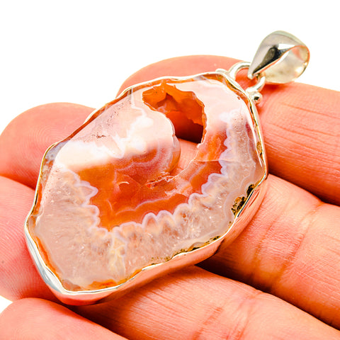 Agate Slice Pendants handcrafted by Ana Silver Co - PD742087