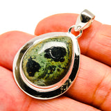 Kambaba Jasper Pendants handcrafted by Ana Silver Co - PD742116