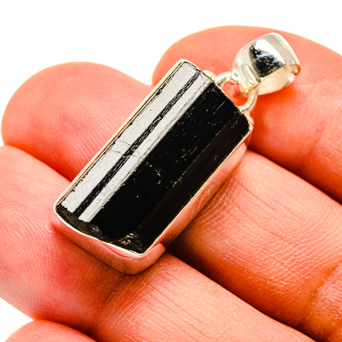 Tektite Pendants handcrafted by Ana Silver Co - PD742274