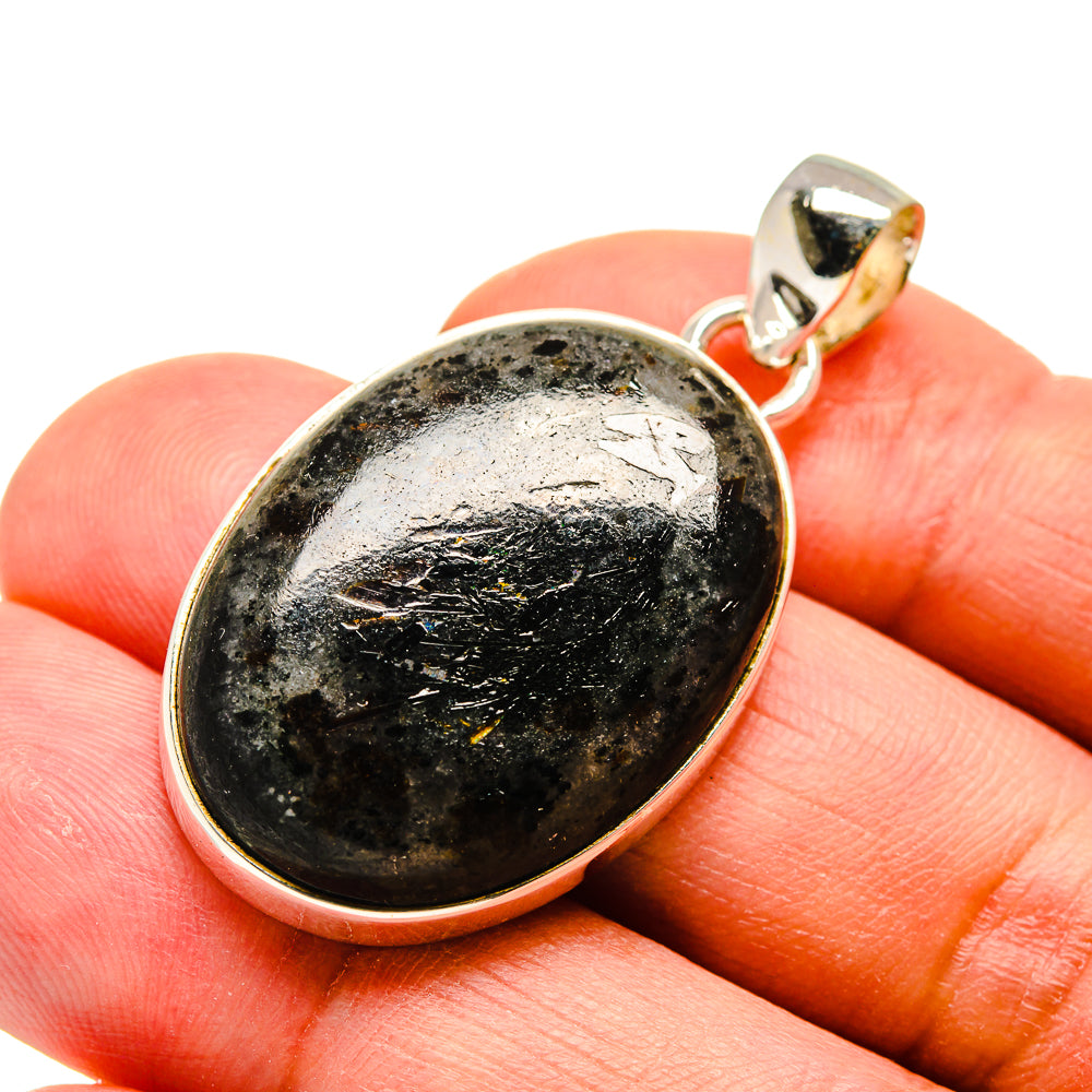 Astrophyllite Pendants handcrafted by Ana Silver Co - PD742307
