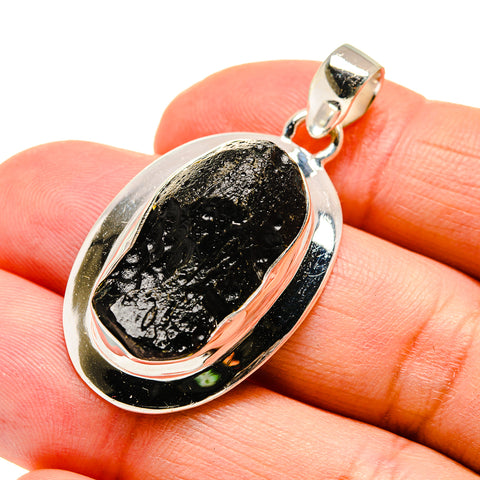 Tektite Pendants handcrafted by Ana Silver Co - PD742380