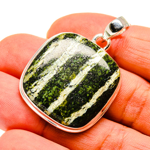 Lizard Jasper Pendants handcrafted by Ana Silver Co - PD745961