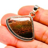 Ocean Jasper Pendants handcrafted by Ana Silver Co - PD745987