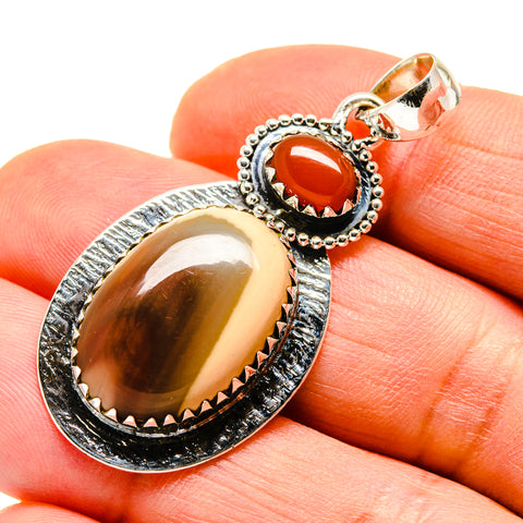 Willow Creek Jasper Pendants handcrafted by Ana Silver Co - PD747370